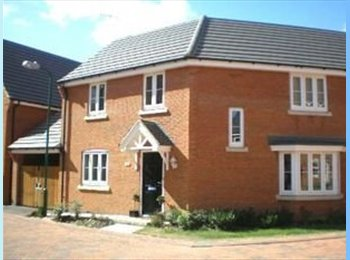 Great house-share with 2 double rooms available!