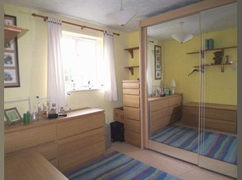 EasyRoommate UK - 2 lovely bedrooms in hitchin  - Hitchin, Hitchin - £600 pcm