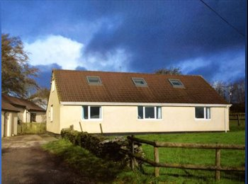 EasyRoommate UK - Amazing Exmoor location! - Taunton, South Somerset - £600 pcm