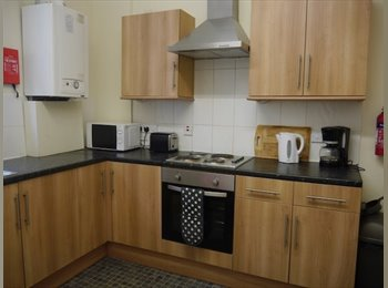 Glossop Road Double Rooms - Mid February!