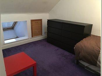 Ensuite Loft Room