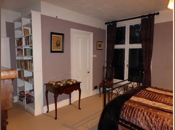 EasyRoommate UK - Beautiful ensuite room in period property, centre of Rugby - Rugby, Rugby - £500 pcm