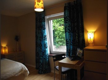 Double Room 4min from Royal Mile £130 per week everything...