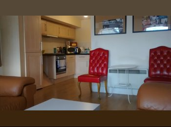 Double room available in BD1 apartment