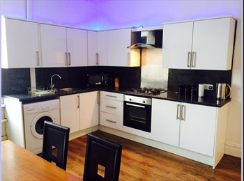 Excellent Quality 1 bed Studio Flat £350 in shared house...