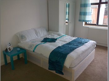 EasyRoommate UK - **Double room in a modern house 3min walk from central line station, only half month's deposit! - Redbridge, London - £530 pcm
