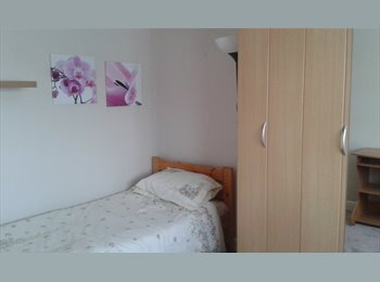 Sunny double room available