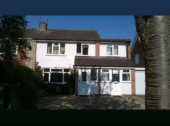 EasyRoommate UK - Double bedroom in Leicester Forest East - Braunstone, Leicester - £550 pcm