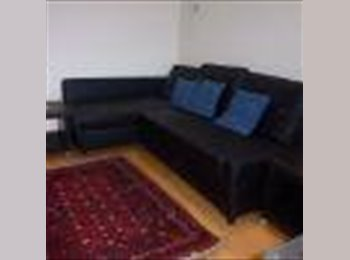 EasyRoommate UK - Double bedroom in bright, airy two bedroom flat - Bethnal Green, London - £600 pcm