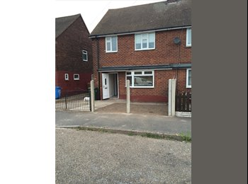 EasyRoommate UK - 1 room to rent  - Worksop, Worksop - £450 pcm