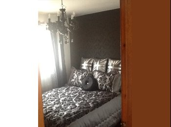 Double furnished bedroom for rent