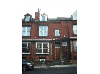 EasyRoommate UK - ALL BILLS INC - ONE ROOMS LEFT STUDENT HOUSE IN LEEDS, NR CITY CERNTRE, Leeds - £390 pcm