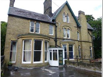 EasyRoommate UK - Beautiful Large Period Property Close to City - Manningham, Bradford - £220 pcm