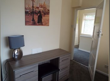 EasyRoommate UK - ***Wow*** Brand Spanking Newly Refurbished Rooms To Let. - Stafford, Stafford - £396 pcm