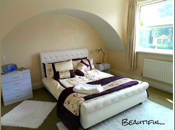 EasyRoommate UK - 1 Beautiful Room - 10 Min From Birmingham City Centre... - Selly Park, Birmingham - £425 pcm
