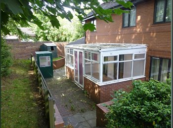 EasyRoommate UK - LARGE PROPERTY AND GREAT SPACE NEAR WAKEFIELD CITY CENTRE AND PINDERFIELDS HOSPITAL - Wakefield, Wakefield - £250 pcm