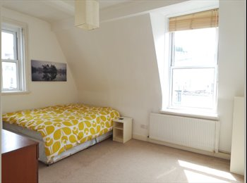 Large Double Bedroom 2 Built-in Wardrobes Baker St