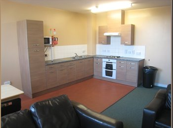 EasyRoommate UK - Cotton Mills Nottingham En-suite Student rooms - Nottingham, Nottingham - £300 pcm