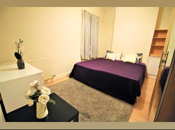 Large double room 5mins walk to Willesden Green