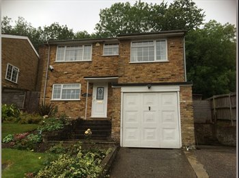 Double Room in lovely detached property.
