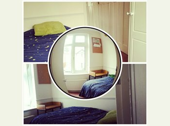 EasyRoommate UK - Nice bedrooms available, preferably for postgrads. - Loughborough, Loughborough - £220 pcm