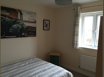 EasyRoommate UK - Double Room with Private Bathroom and Private Lounge - Hampton, Peterborough - £525 pcm