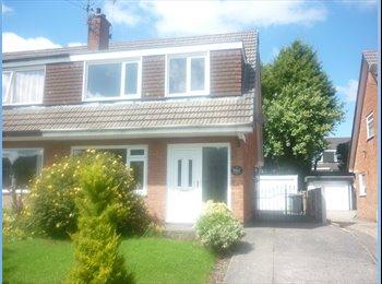 EasyRoommate UK - 5 lovely rooms in houseshare  - Fulwood, Preston - £347 pcm