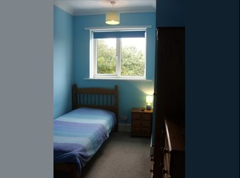 Spacious, light and airy room to rent in family home.