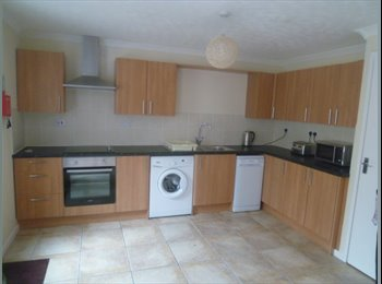 EasyRoommate UK - Modern Double Rooms - Close to Lynchwood - The Ortons, Peterborough - £320 pcm