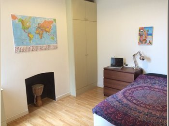 EasyRoommate UK - Large Double Room in Clapton Flat Share - Clapton, London - £725 pcm