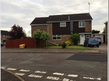 EasyRoommate UK - Village location - Bugbrooke, Northampton - £400 pcm