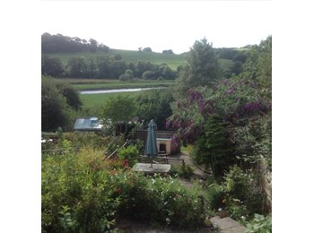 EasyRoommate UK - Bishops Tawton, Barnstaple, Double room with a view and share of house. - Alphington, Exeter - £400 pcm