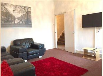 EasyRoommate UK - 5 Double Bedroom Property in Heaton - All Inclusive - Heaton, Newcastle upon Tyne - £330 pcm