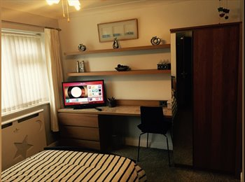 EasyRoommate UK - Monday to friday only... double room  - Church Lawford, Rugby - £400 pcm