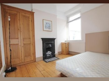 EasyRoommate UK - Double room in a spacious house in Canton - Canton, Cardiff - £325 pcm