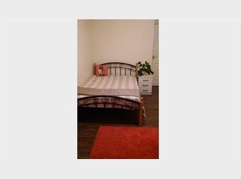 Spacious cozy double room near Stratford/Leyton