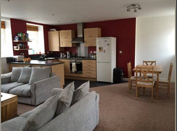 EasyRoommate UK - Room Available in lovely 2 bed flat. - Wakefield, Wakefield - £250 pcm