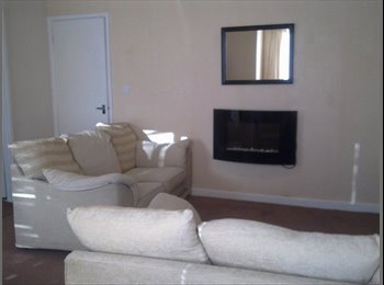 EasyRoommate UK - Lovely 2 bed ground floor flat - Kenton, Newcastle upon Tyne - £275 pcm