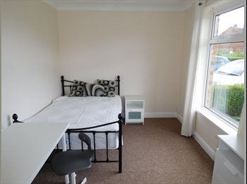 EasyRoommate UK - Double Rooms Available - Fully Refurbished Four Bedroom House - All Bills Included - Walking Distanc - Lincoln, Lincoln - £370 pcm