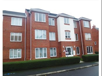 EasyRoommate UK - Flat share available Castle Donington (Near EMA) - Castle Donington, Derby - £262 pcm