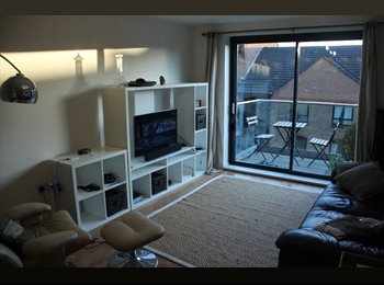 EasyRoommate UK - DOUBLE ROOM IN A SHARED HOUSE - Canary Wharf, London - £950 pcm