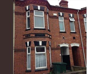 EasyRoommate UK - 8 Bedrooms available in Wren Street, Coventry - Upper Stoke, Coventry - £366 pcm