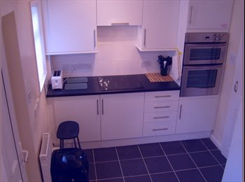 EasyRoommate UK - Dble room 4 a clean, tidy, amiable salaried adult wanting a smart Home - Higher Broughton, Salford - £455 pcm