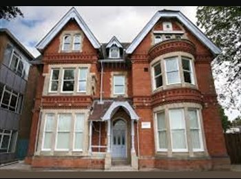 EasyRoommate UK - Large ensuite room available opposite LE uni - Leicester Centre, Leicester - £480 pcm