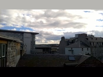 EasyRoommate UK - City Center Penthouse Flat w/ Balcony - Aberdeen City, Aberdeen - £700 pcm
