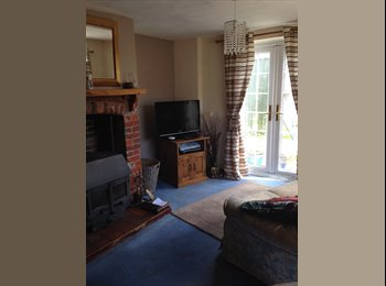 EasyRoommate UK - Double room for rent in cosy New Forest cottage - East Boldre, New Forest - £450 pcm