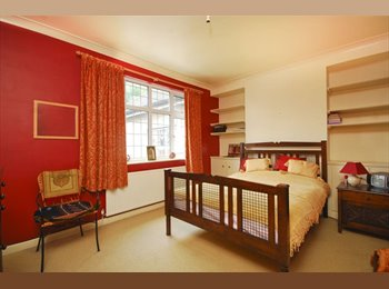 EasyRoommate UK - Bright double room for rent - Elephant and Castle, London - £600 pcm