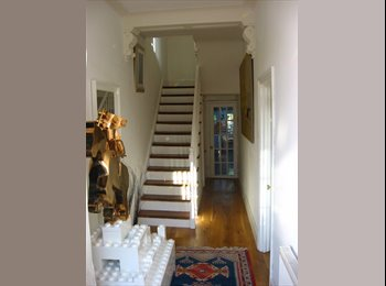 EasyRoommate UK - Vauxhall/Oval - Excellent room in 1830s house with garden - South Lambeth, London - £1,100 pcm