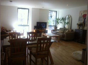 EasyRoommate UK -  DOUBLE ROOM / LUXURY BRAND NEW APARTMENT * 5 MINS WALK TO EALING BROADWAY STATION* - Ealing, London - £940 pcm