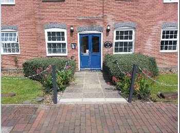 EasyRoommate UK - part-time carer sought - Salford Quays, Salford - £1 pcm